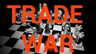 🔴🔴 TRADE WAR - Winners and Losers in the Stock Market ? - YouTube LIVE Streaming and Q&A