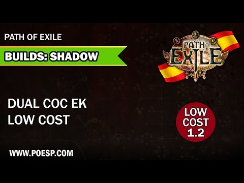 Build Dual CoC Low Cost Path Of Exile
