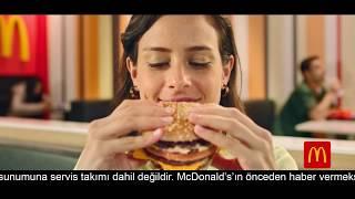 Big Mac Aşkı Bambaşka!...