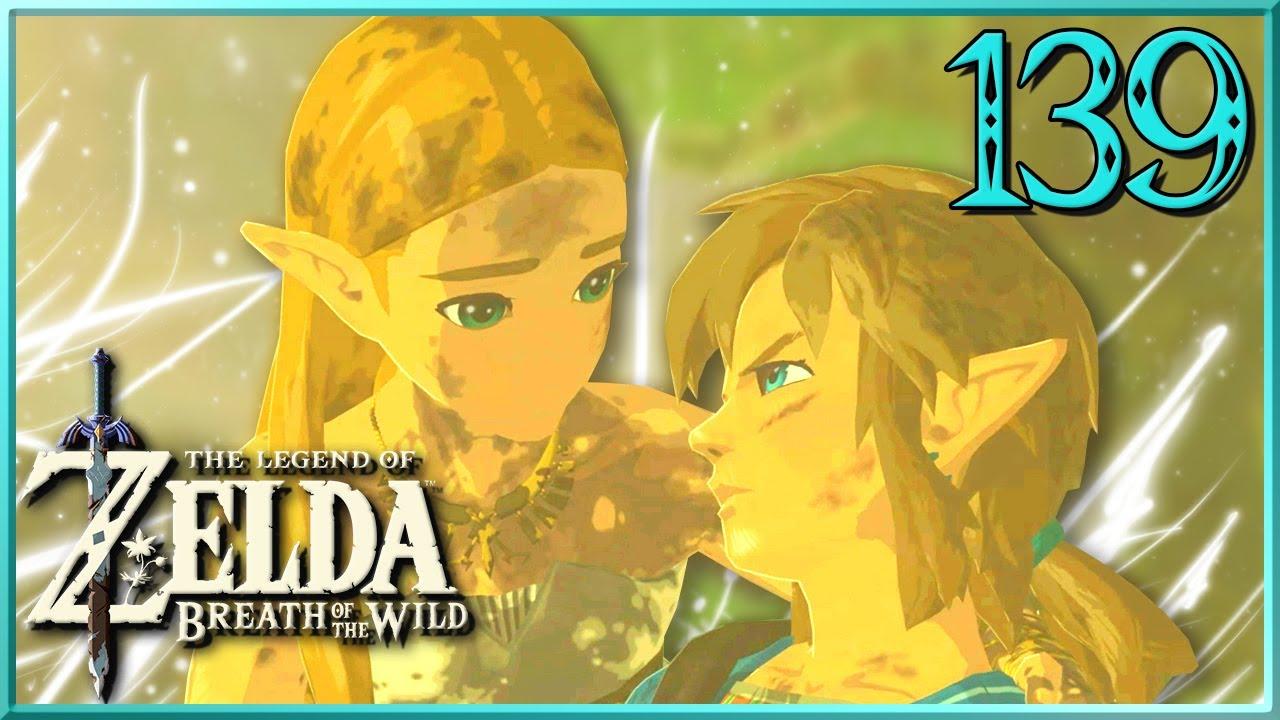 Zelda breath of the wild 139 dernier souvenir youtube - Link dans zelda ...