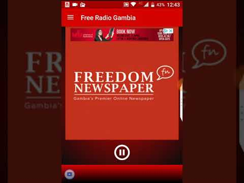 Freedom Radio: Part 6 - Corruption, Nepotism and Tribalism Hits Banjul, Gambia