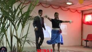 Kadam Chala Agi Pachi | Pratibha Dancing at Releasing Program | 2016 HD