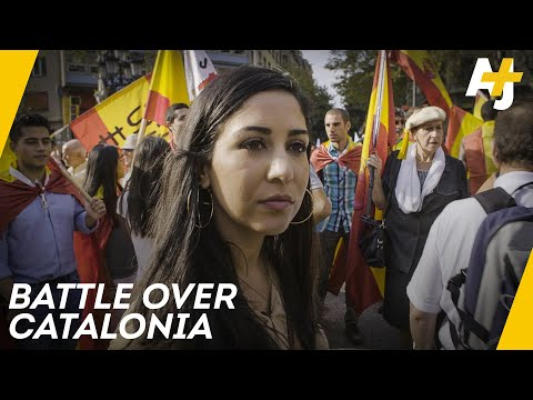 Inside Catalonia's Battle Over Independence From Spain   Direct From With Dena Takruri - AJ+