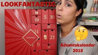 Lookfantastic Adventskalender 2018 l Top oder Flop