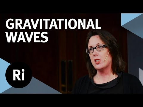 Catching Gravitational Waves - with Sheila Rowan