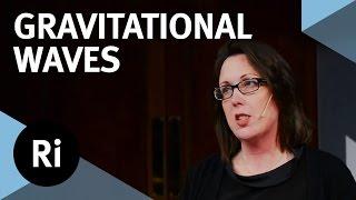 Catching Gravitational Waves - with Sheila Rowan