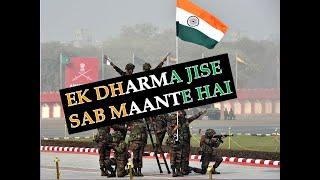 Ek Dharma | A tribute to Indians | An Original Patriotic Song by Ravi Mishra