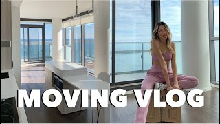 MOVING VLOG #1 | Finding Our Dream Apartment in Toronto!