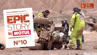 Epic Story by Motul - N°10 - Español - Dakar 2018