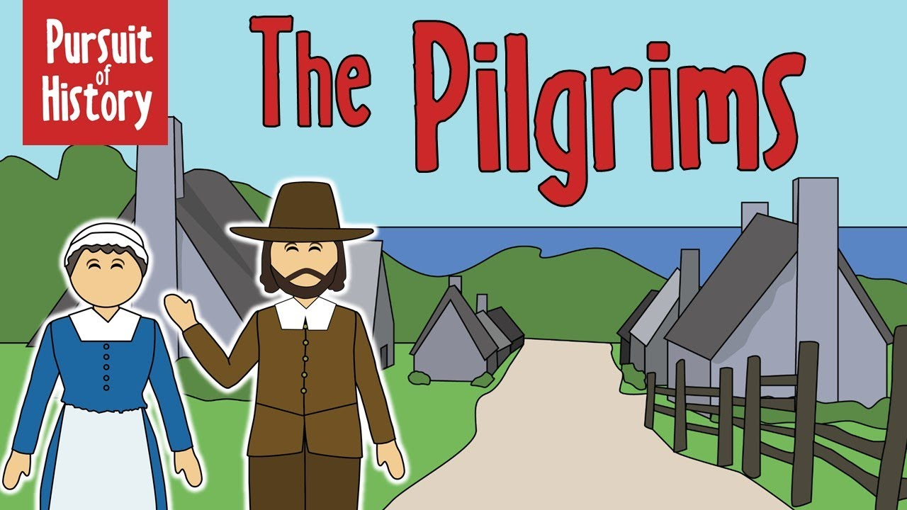 Download The Pilgrims and the Mayflower Compact