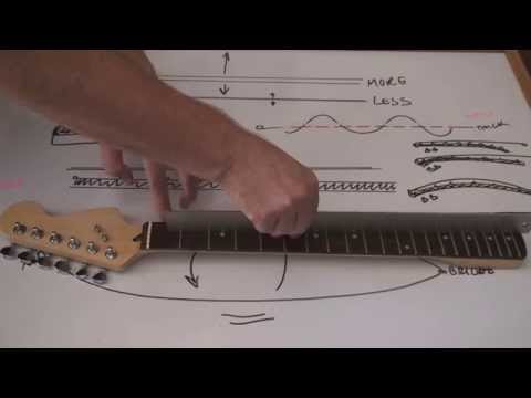 Get rid of fret buzz FOREVER! common guitar setup problems and basic fret leveling