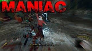 Dead Rising 4:  MANIACS! Sadistic Claus