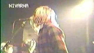 Nirvana - Dive Live