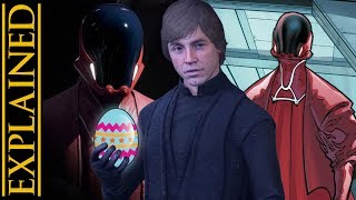 Star Wars Battlefront II - Every Easter Egg, Reference, and Connection in the Story Mode