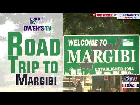 Road Trip to Margibi County, Monrovia, Liberia