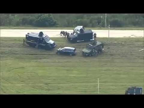 Florida High Speed Police Chase - Murder...