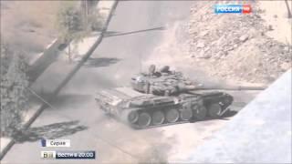 Поддубный: Сирийская армия идет в наступление благодаря авиации России