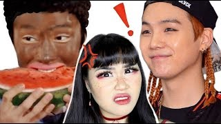 Cultural appropriation/racism in KPOP & Exposing a Weirdo
