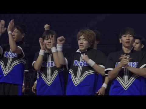 明治大学 男子チアリーディング部「ANCHORS」 2019.7.28