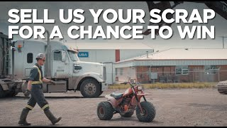 TruGreen Metal Recycling Special Trike Giveaway