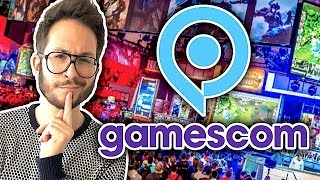 LA GAMESCOM 2018 SERT À QUOI? Tout ce qu'il faut attendre... thumbnail