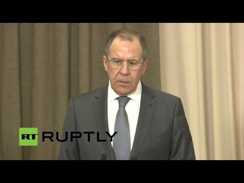 LIVE: Lavrov meets King of Bahrain in Sochi