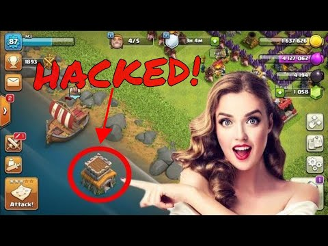 Clash of Clans Hack of 2018: TH disappeared!
