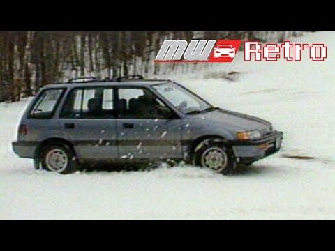 1989 Honda Civic 4WD Wagon | Retro Review