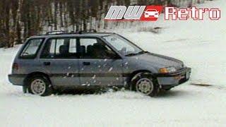 1989 Honda Civic 4WD Wagon   Retro Review