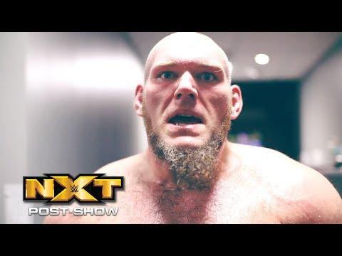 Lars Sullivan is NXT's worst nightmare: NXT Post-Show, Nov. 7, 2018