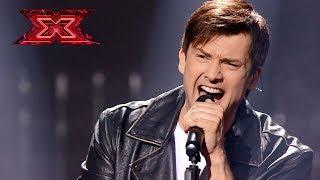 Георгий Колдун – Bon Jovi – It's my life – Х-фактор 10. Второй прямой эфир