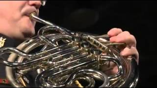 bugler s holiday with french horns us army band