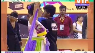 VIP CUP 8TH NATIONAL DANCE SPORTS CHAMPIONSHIP PART 1
