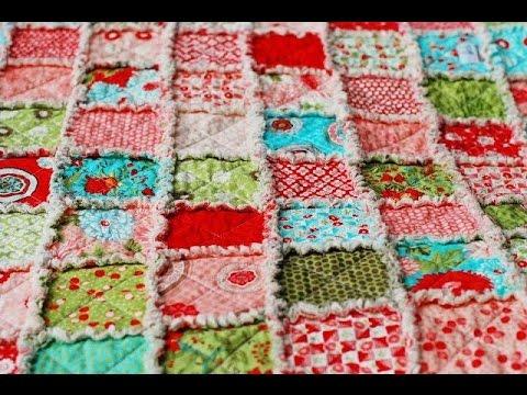 Rag Quilt Patterns - YouTube