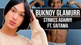 Buknoy Glamurrr \u0026 Xander Ford vs Saitama a.k.a Awra Briguela Analysis