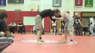 Rear Naked Choke - Andy Acker vs. Greg Schleisman - BJJ Match - Combat Corner Volume 1