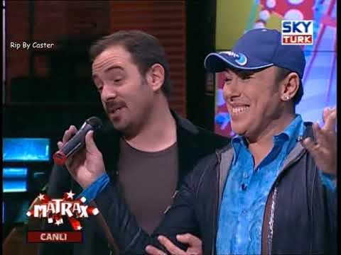 Matrax 23 Ocak 2010 VJ Bülent, Önder Açıkbaş, Berna Arıcı SKY Türk