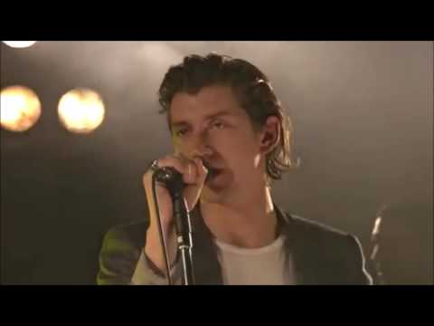 The Last Shadow Puppets - Meeting Place - Live @ Studio Brussel Club 69 - HD