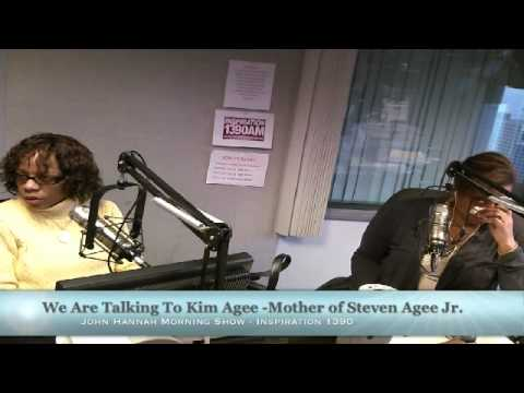 JHMS: Kim Agee Interview Mother of Slain NIU Student Steven Agee