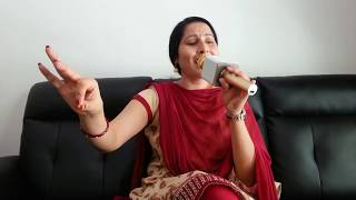 Aaj mere yaar ki shadi hai sung by Manju Bala