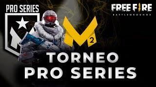 TORNEO FREE FIRE M2 PRO SERIES 2019 - Información Oficial