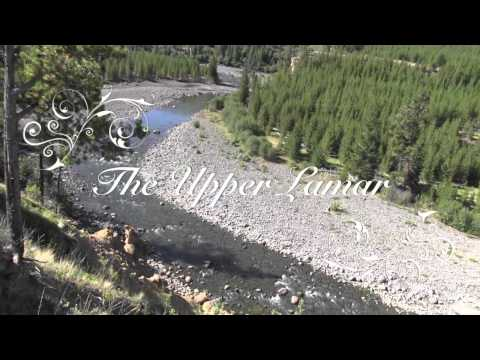 Lamar River Tenkara Fishing... Yellowstone Skunking
