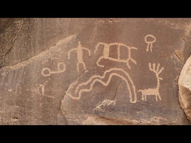 Montezuma Creek Petroglyphs
