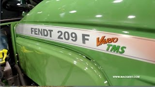 Fendt in #Fieragricola - intervista a M. Mazzaferri [HD]