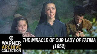 The Miracle Of Our Lady Of Fatima (1952) –  Blessed Mother's First Appearance