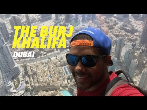 THE BURJ KHALIFA | Dubai, United Arab Emirates | February 20