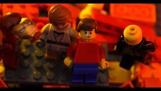 Lego The Floor is Lava! (Stop-Motion)