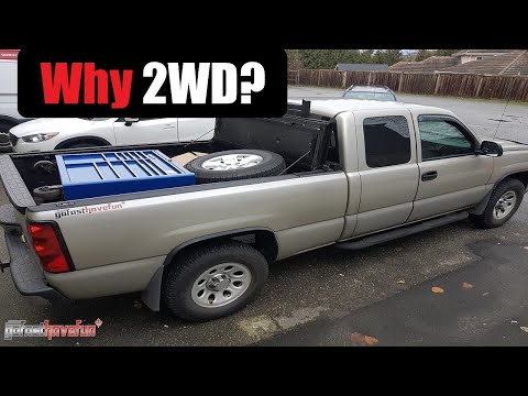 Why I bought a 2WD Truck (Purchasing a Vehicle that Suits your needs)