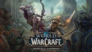 World of Warcraft Legion - BFA Prepatch Stream - Bulls on Parade