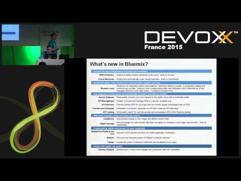 Bluemix: l'avenir du développement dans le Cloud